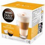 NESCAFE Dolce Gusto Latte Macchiato – Pack of 8