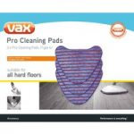 VAX Pro Mop Replacement Pads – Pack of 3