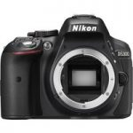 NIKON D5300 DSLR Camera – Body Only, Black