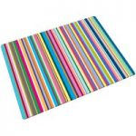 JOSEPH JOSEPH Glass Chopping Board – Thin Stripes