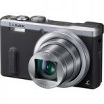 PANASONIC Lumix DMC-TZ60EB-S Superzoom Compact Camera – Grey, Silver