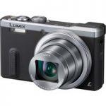 PANASONIC Lumix DMC-TZ60EB-S Superzoom Compact Camera – Grey, Silver