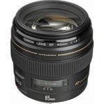 CANON EF 85 mm f/1.8 USM Standard Prime Lens