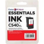ESSENTIALS Black Canon Ink Cartridge, Black