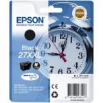 EPSON Alarm Clock 27XXL Black Ink Cartridge, Black